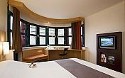 Trevligt hotellrum i Budapest Ibis Heroes Square Hotel***